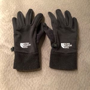 Women's Northface gloves size small